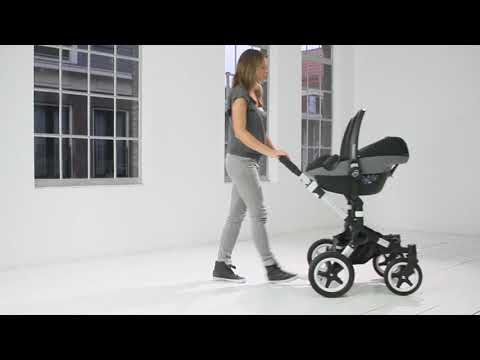 Car seat compatibility | Bugaboo Donkey Twin - YouTube