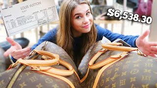 BUYING MY GIRLFRIEND ANYTHING SHE WANTS!! (Bad Idea)