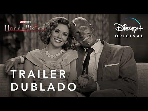 WandaVision | Marvel Studios | Trailer Oficial Dublado | Disney+