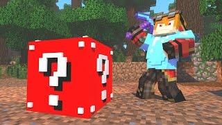 ME ARRISCANDO NO COMEÇO - HARDCORE DA SORTE #1 ( Minecraft )