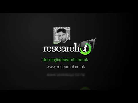 research-i - Darren Strick, UX Participant Recruitment Specialist