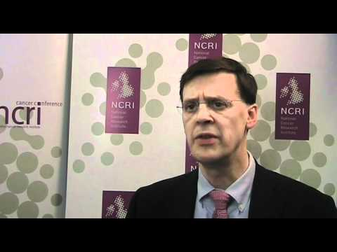 Dr Jeremy Whelan - Cancer in teenagers and young adults NCRI 2010