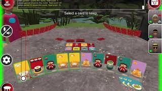 Sushi Go Party - Playthrough - Digital Board Game