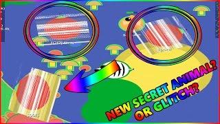 MOPE.IO NEW SECRET ANIMAL OR SKIN GLITCH?!?! (Mope.io)