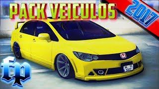 Download Pack 220 Carros Brasileiros Leves para GTA San Andreas ((2017)) 🔴 ModLoader