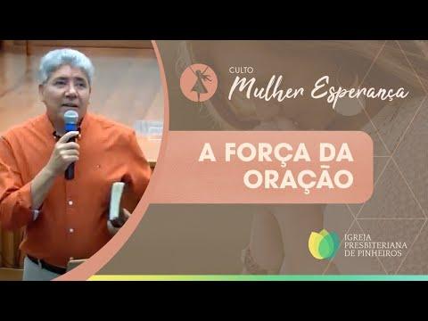 A Força Da Oração - Pr Hernandes Dias Lopes
