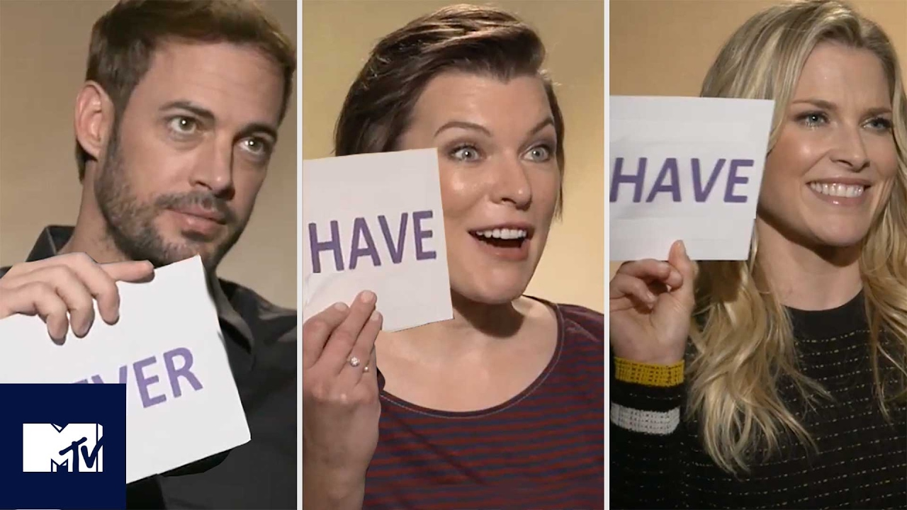 Resident Evil The Final Chapter Cast Play Never Have I Ever Mtv