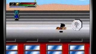 Dragon Ball Z: Buu's Fury episode 27: Bonus 2: Z fighter exhibits +