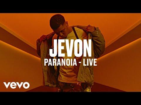 Jevon - Paranoia (Live) | Vevo DSCVR