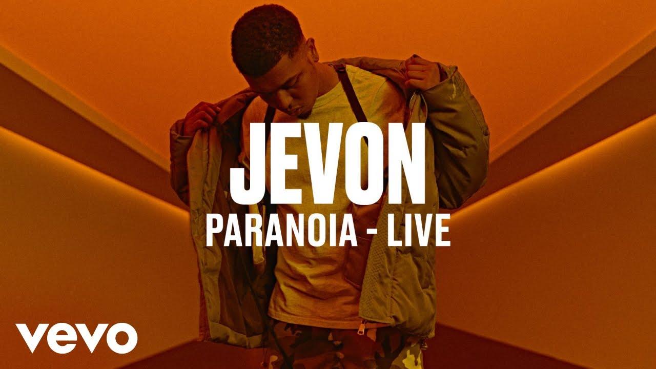 Jevon — Paranoia (Live) | Vevo DSCVR