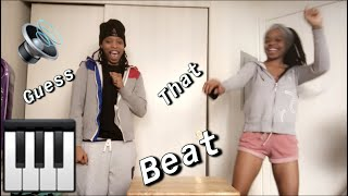 GUESS THAT BEAT CHALLENGE ( FUNNY OMG )