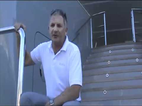 Yachting Pages Testimonial from Captain During Monaco Yacht Show 2010