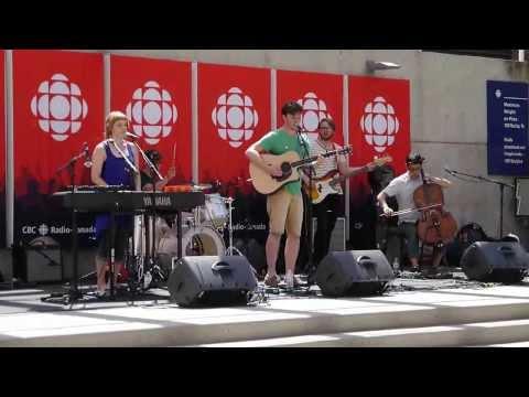 "Jordan Klassen ""You Are The Branches"" - CBC Musical Nooner Concert 2013"