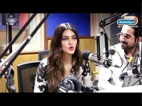 Bareilly Ki Barfi Team at Radio City Mumbai - Raw and Unplugged