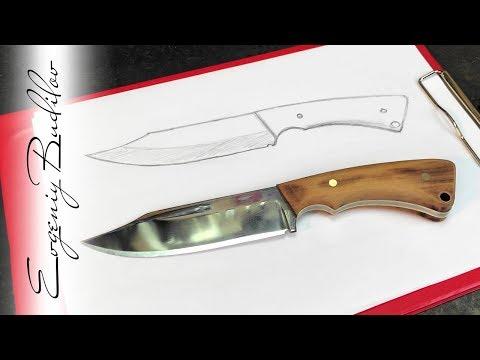 Le couteau sans plus attendre