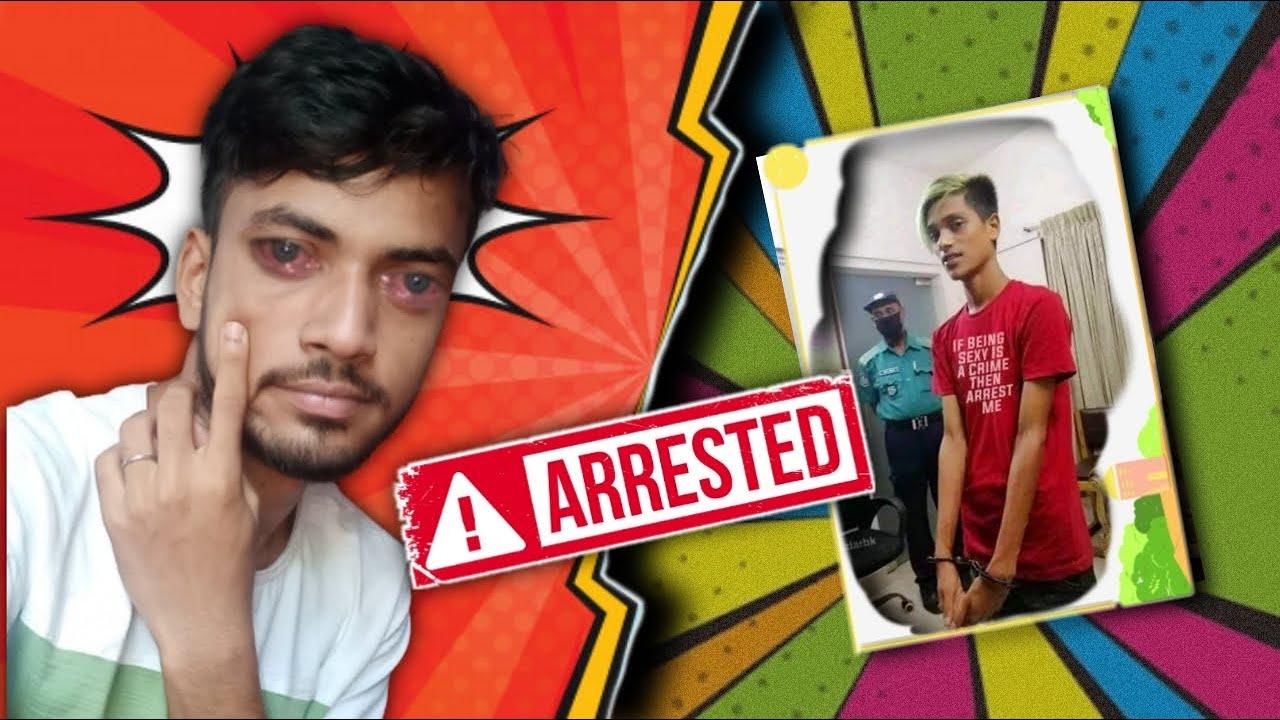 Arrested Popular TikToker 'OPU BHAI'