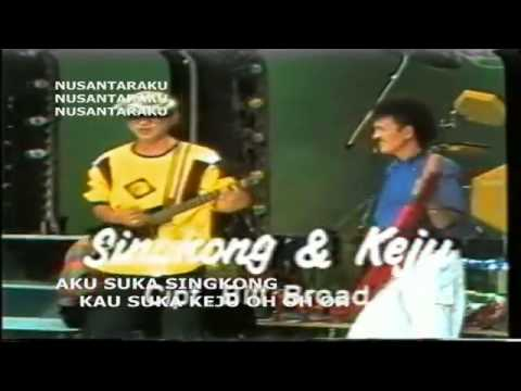 Bill   Brod   Singkong Dan Keju MTV with lyric) @1986 INFO   YouTube