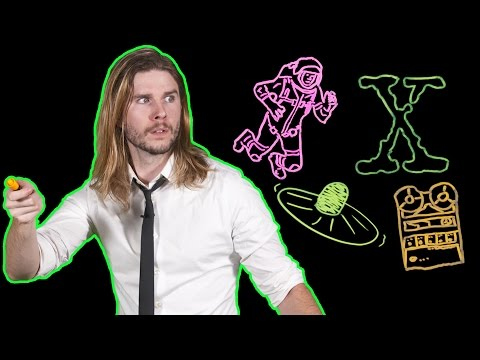 Is the X-Files' Agent Mulder Crazy? (Because Science w/ Kyle Hill)