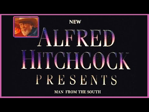Download New Alfred Hitchcock Presents: Man From The South (1985). Tense Russian Roulette Roald Dahl Tale!