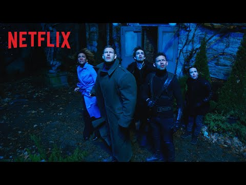 The Umbrella Academy | Offizieller Trailer | Netflix