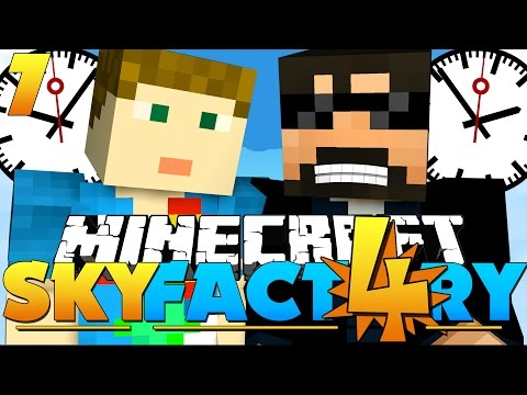 Minecraft: SkyFactory 4 -THE MOST WONDERFUL VIDEO YOU HAVE EVER SEEN!! [7]