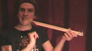 How to play Ghost Catcher (mouthbow from Siberia) - Nadishana