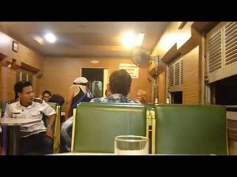 Tren de Noapte Nong Khai 1