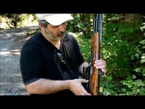 MagWedge KWIK mount for SKS rifles