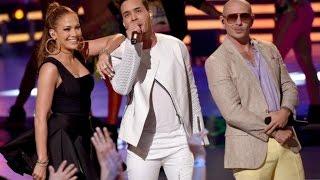 Prince Royce Jennifer Lopez Pitbull Back It Up