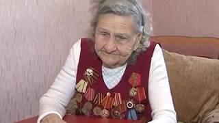 КБР Нальчик Асташёва Любовь Тимофеевна (съёмка 2015) Песня Сталинград