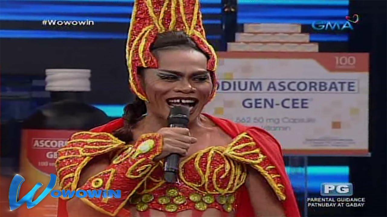 Wowowin: Super Tekla nag-ala Sang'gre Pirana