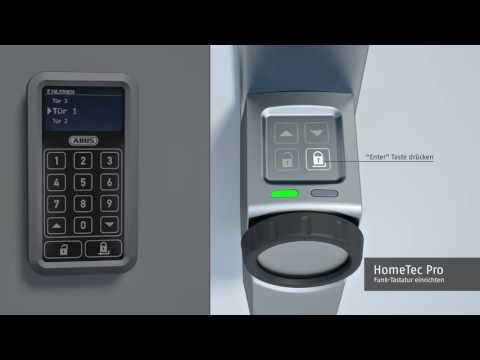 ABUS HomeTec Pro Montage und Installation