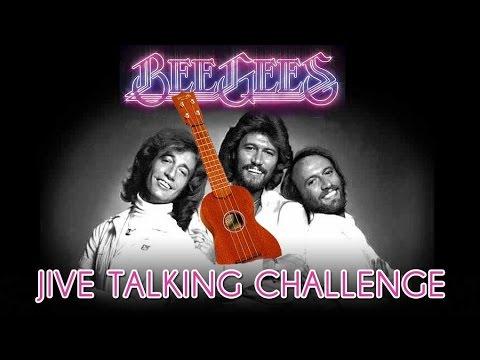Jive Talking Uke Challenge Youtube