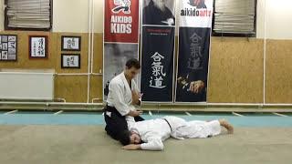 hanmi handachi gyakuhanmi katatedori nikyo omote
