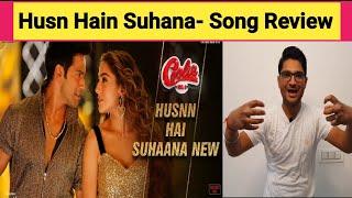 Husan hai suhana new song review, coolie song review, Husan hai suhana varun dhawan, krk review