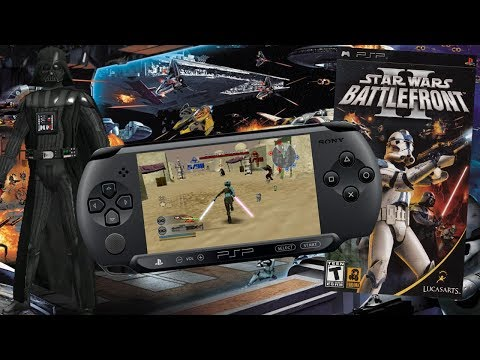 Назад... в прошлое? Star Wars Battlefront 2 на PSP! thumbnail