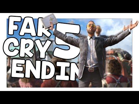 KILLING THE THREE J'S - Far Cry 5 Funny Moments