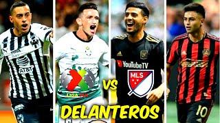 5 DELANTEROS MÁS CAROS de la LIGA MX vs 5 DELANTEROS MÁS CAROS de la MLS