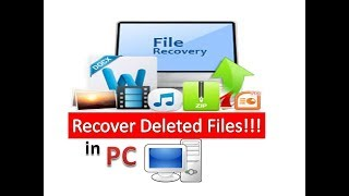 How to Recover Deleted Files From PC|EaseUS software with Cracks| with proof by CyberTech