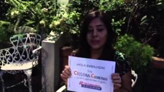 Video de CRISTINA ELIZABETH CISNEROS SANTIN