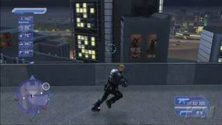 Crackdown Xbox 360 Gameplay - High Jump