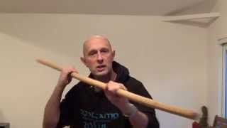Quarterstaff vs sword - Part 3