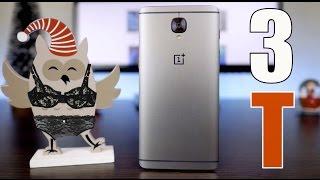 OnePlus 3T - все ещё В ШОКЕ от него!!! Обзор и сравнение с Xiaomi и Nubia на русском