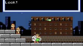 Let's Play Chip & Dale: Rescue Rangers 2 #02 - Miniature Ghostbusters