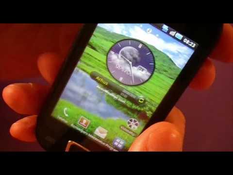 Samsung Galaxy 3 (I5800) produkttest - Android Forum DK