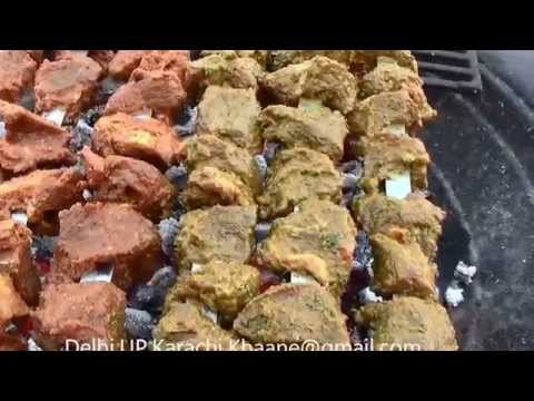 TIKKA BOTI || BURNS ROAD KARACHI Style || Authentic
