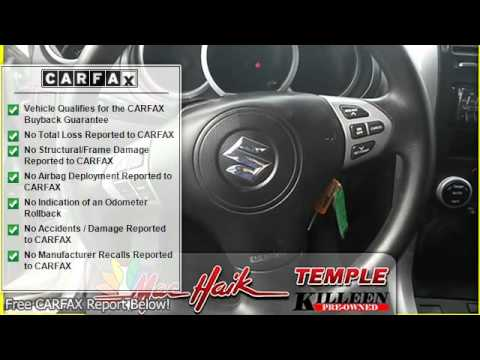 2008 suzuki grand vitara mac haik dodge chrysler jeep temple tx 76504 youtube. Black Bedroom Furniture Sets. Home Design Ideas