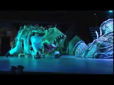 "J.M. Barrie's ""Peter Pan"" - Sneak Peek at this Summer's Incredible Show"