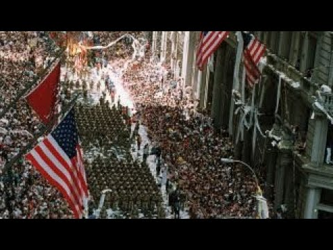 What kind of message would a US military parade send?