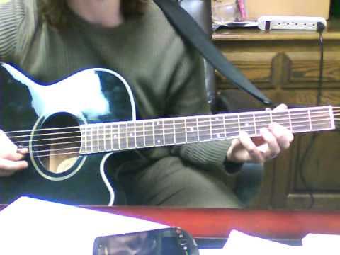 Cornerstone, Hillsong - lead guitar in A